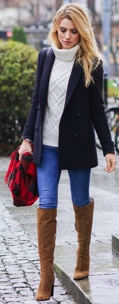 Look Of The Day Fall Street Style Inspo by Make Life Easier
