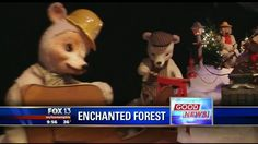 Reliving the Enchanted Forest:) memories
