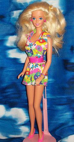 1993 Dress n Fun Barbie - I'm pretty sure mine was Teresa, though.