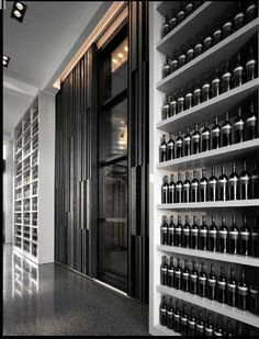 Wine cellar concept design, what do you think?
