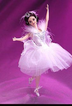 Barbie as Swan Queen in Swan Lake Classic Ballet Series Mattel 18509 *NRFB* 1998 #SwanLake #DollswithClothingAccessories