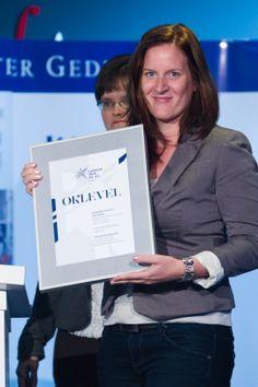 Sándor Imre PR-díj 2012 verseny hírnévmenedzsment kategóriájában győzelem a Vidanet.hu számára készített projektünkkel.