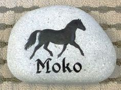 Remembering Moko, a Morgan cross
