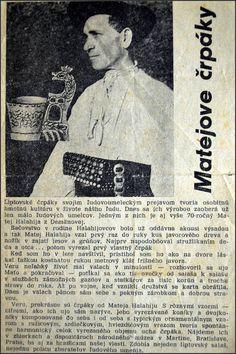 My grandfather - Matej Halahija