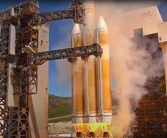 United Launch Alliance, Rocket Launch, Space Images, Cool Technology, Our Life, The Unit, Cool Stuff