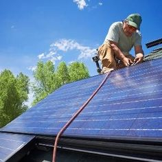 Have you ever wondered about using solar power in your own home? Learn how far could solar panels save you money.