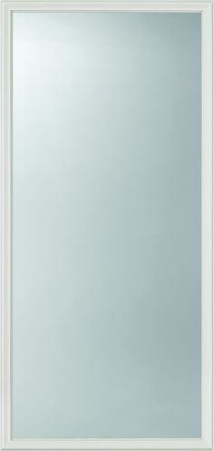 Clear 1 Lite Glass and Frame Kit (3/4 Lite 22