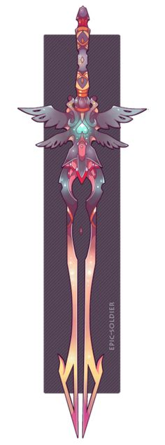 Weapon adopt 9 (CLOSED) by Epic-Soldier on @DeviantArt