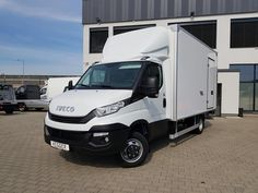Iveco Daily  #kegger #logistics #spedition