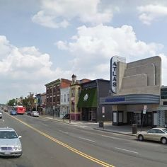 John Jacob Zink, Atlas Theater, Washington, DC, United States - street view