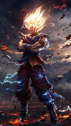 Cute ドラゴンボール Dragon Ball Z Goku dbz Dragon Ball Z, Goku Dragon, Dragon Fight, Blue Dragon, Anime Kunst, Fan Art, Son Goku, Digital Illustration, Fantasy Art