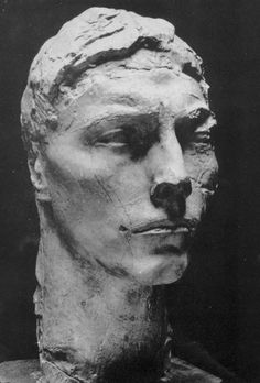 Antoine Bourdelle – Head of Apollo Portrait Sculpture, Portrait Art, Sculpture Art, Antoine Bourdelle, Modern Art, Contemporary Art, Carpeaux, Ceramic Sculpture Figurative, French Sculptor