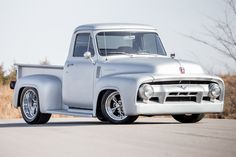 1954 Ford F-100 Custom Pickup Maintenance/restoration of old/vintage vehicles: the material for new cogs/casters/gears/pads could be cast polyamide which I (Cast polyamide) can produce. My contact: tatjana.alic@windowslive.com