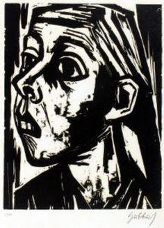Karl Hubbuch (1891-1979) was een Duitse schilder, graficus en tekenaar in verband met de Nieuwe Zakelijkheid . Hij was veel meer actief als tekenaar dan als schilder. Zijn tekeningen en prenten van de vroege jaren 1920, zijn scherp realistische van stijl en zeer kritisch over de sociale en economische orde.