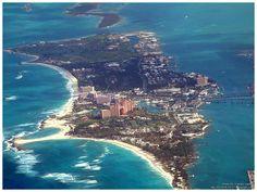 Bahama's Nassau - Paradise Island. So beautiful! A stop on our Caribbean Cruise.