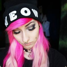 She's the reason I want to dye my hair
