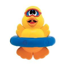 Chicco- Spin 'N Squirt Duckling