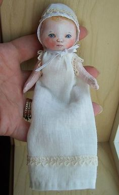 cloth doll baby