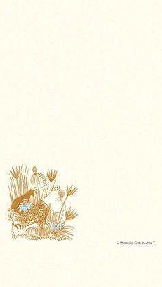 Moomin Wallpaper, Cartoon Wallpaper, Iphone Background Wallpaper, Snoopy, Kawaii, Tapestry, Iphone Wallpapers, Canvas, Drawings