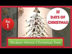 The FIRST Day of Christmas with the Robesons is HERE!!! Today's DIY is an innovative take on a christmas tree for all those with small apartments or small ho...