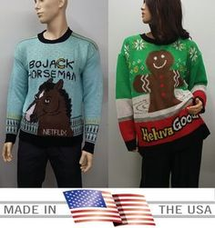 Custom Sweater for the Gifts or Holidays