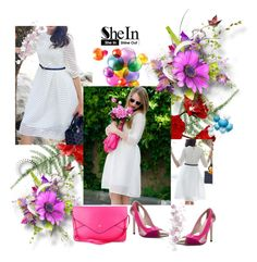 """""""SheIn III/3"""" by melisa-mulahusic ❤ liked on Polyvore featuring mode et shein"""