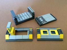 "Lego ""Star Citizen"" LifePod™ - elements | by Paul B. Hartzog"