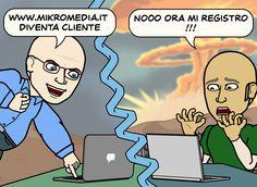 Non sei codificato in www.mikromedia.it ?!!! Ecco !!!