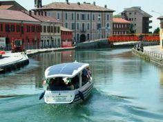 Milano navigazione sui Navigli