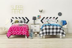 Hero's hideout, superhero kid decor. NEW! Target's Pillowfort Spring Collection for Kids