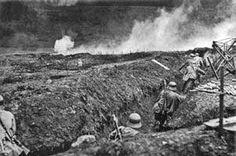 Opdracht 8: Niet enkel in de loopgraven werd er gevochten. http://nl.wikipedia.org/wiki/Eerste_Wereldoorlog