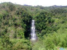 Vantawng Khawhthla Falls, Serchhip district, Mizoram, India height: 751 feet, The 13th highest waterfall in India. iJiya TAG :8236661