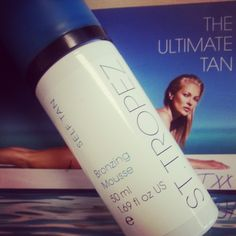St Tropez Tanning Mousse! http://www.magicfreebiesuk.co.uk/blog/post/postie-brought-us-a-summer-tan-721/