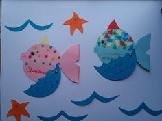 A tanár: Welcome minnows 2 Water Crafts, Coloring For Kids, Preschool, Shapes, Classroom Ideas, Art Ideas, Colors, Summer, Wedding