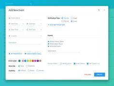 Google Calendar Add New Event Pop-up