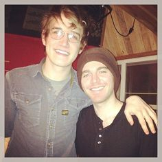 bo+burnham   Shane Dawson With Bo Burnham. I love this so much and the podcast was ...