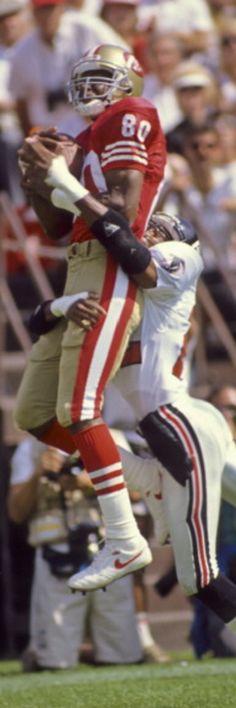 Deion Sanders & Jerry Rice #21 #falcons #NFL #football #primetime #49ers #sanfrancisco