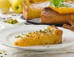 Frizzante-Apfel-Tarte Rezept