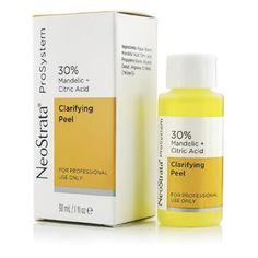 Clarlfying Peel With 30% Mandelic + Citric Acid (Salon Product) - 30ml-1oz