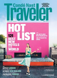 Condé Nast Traveler Founded In Is One Of The Most Trusted Names Travel Magazine Was Elished On A Simple Yet Revolutionary Principle Truth