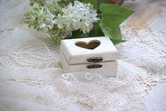 Krabička na prstienky Heart III.