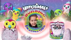 HATCHIMALS SURPRISE EGGS OPENING Magical Animals Hatching