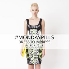 All we need a psychedelic monday with Space Style Concept!  #DressToImpress #MondayPills