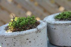 ⬇ TUTORIAL plant pot (concrete)