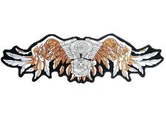 Tactical 5.11 Unisex Eagle Eye Patch, White, OS 5.11… | Biker Babe ...