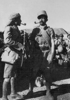 French Foreign Legion, Rif campaign