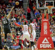 Blog Esportivo do Suíço: S Spurs voltam a bater Rockets e vencem a 10ª seguida