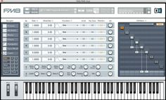 Native Instruments FM8. A crazy powerful synth especially for the more progressive genres. #vsts #synths #edmproduction