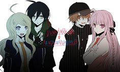 【Dangan Ronpa】【All】