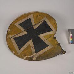 Rudder from Fokker Dr.I (?) IWM